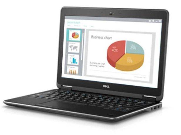 Dell Latitude E7240 Core i5-4 4GB 240SSD