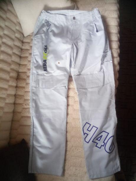 Spodnie robocze nowe roz M