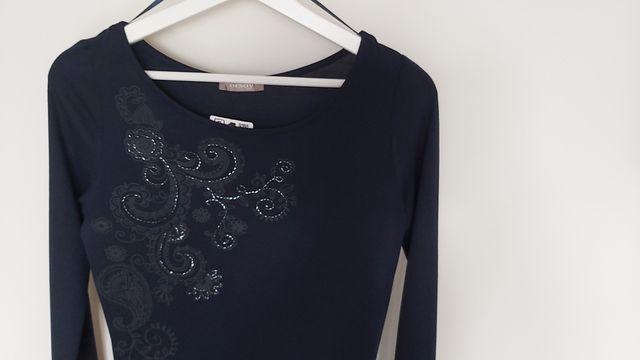 Nowa Orsay bluzka damska r.S zdobiona
