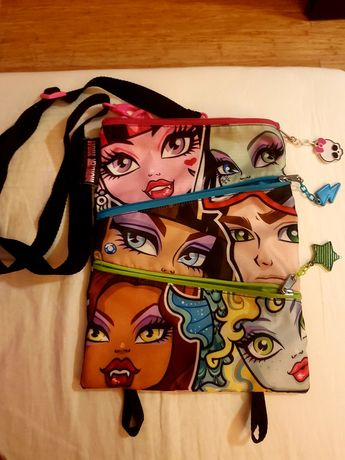 Worek plecak Monster High