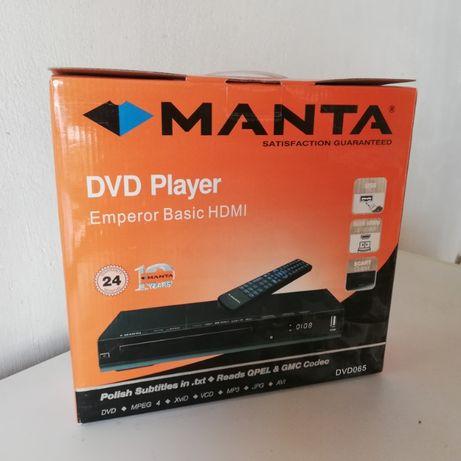 DVD Player - MANTA!