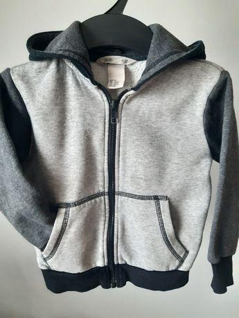 Bluza rozpinana H&M 92