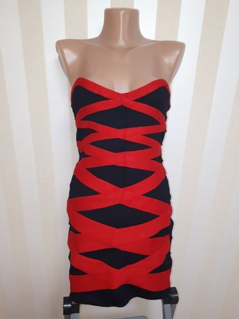 Платье, коктельное, размер 38