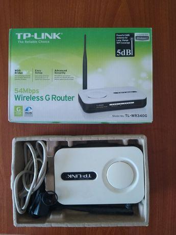 Router TPLink TL-WR340G