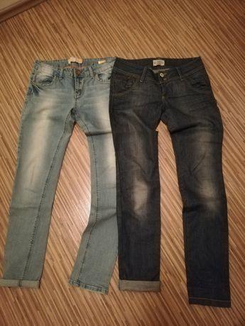 Jeansy damskie, spodnie