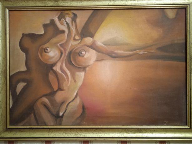 Obraz olejny na płótnie