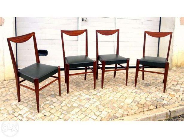 Cadeira nórdico vintage 44comp X 37prof X 84alt