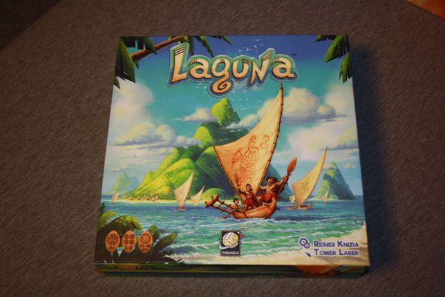 Laguna gra planszowa
