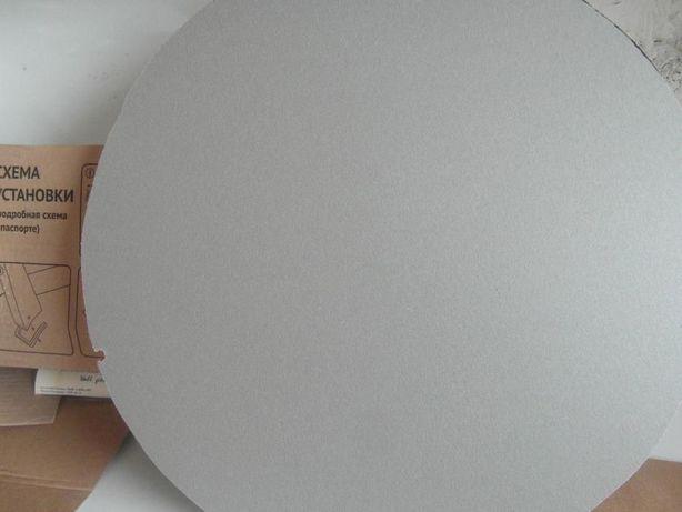 Кусок столешницы круг диаметр 47 см.