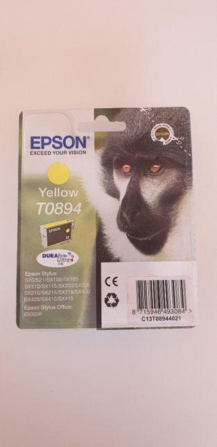 Tinteiro Epson T0894 Amarelo