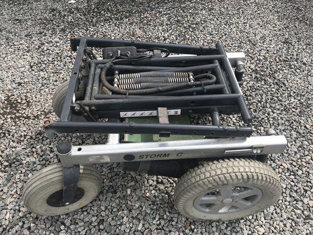 Wózek inwalidzki elektryczny invacare storm