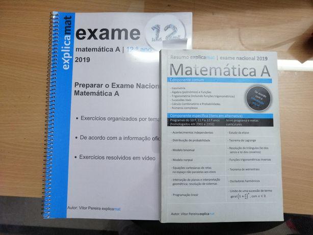 Preparação para o exame de Matematica A