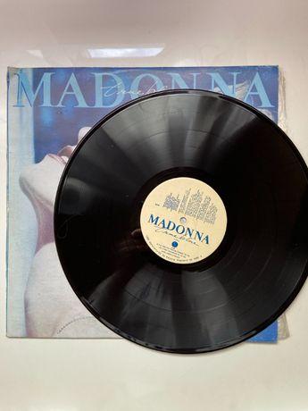 płyta winylowa madonna