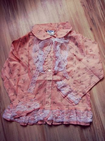 Нежнейшая блузочка для девочки OshKosh от Carters на 3-4 года
