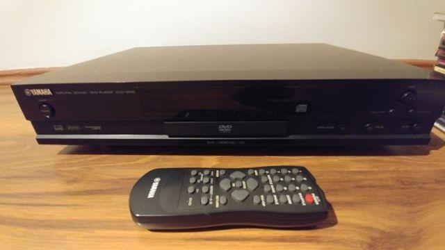 odtwarzacz CD DVD Yamaha S510 z pilotem