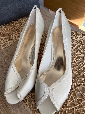 Buty ślubne nowe okazja