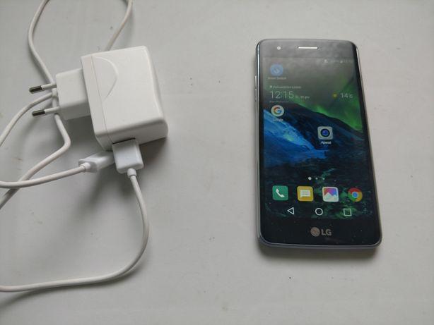 LG K8 2017 zadbany, prosty w obsłudze, bateria ładowana co 3-4 dni