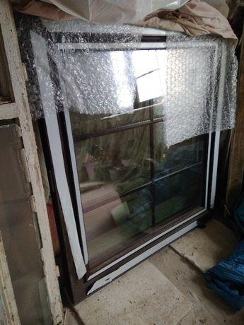 Okno Jezierski nowe 1200 x 1300 z parapetem