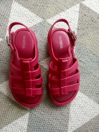 Sandálias menina, tamanho 27