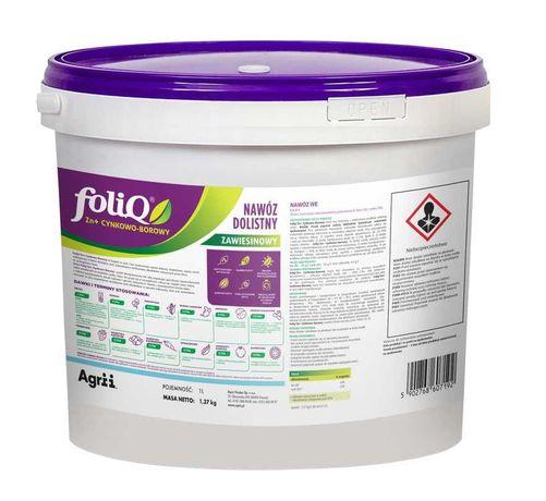 Nawóz dolistny FoliQ® Zn+ Cynkowo-Borowy - 10l=13,7kg