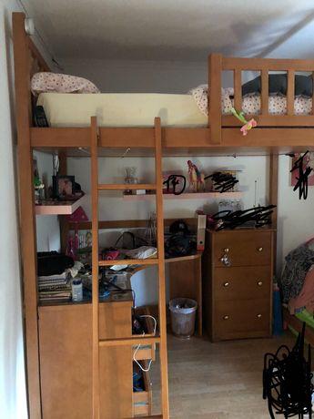 Mobília completa criança/adolescente