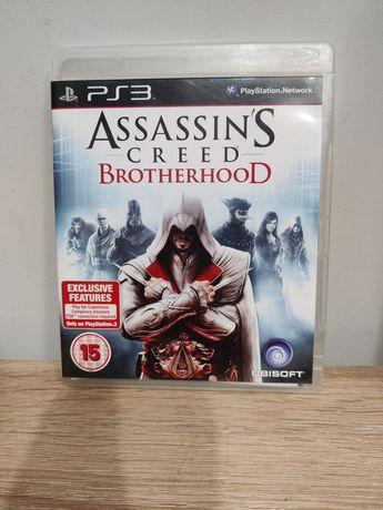 PS3 Assassin's Creed Brotherhood Stan BDB LEGALNA FIRMA