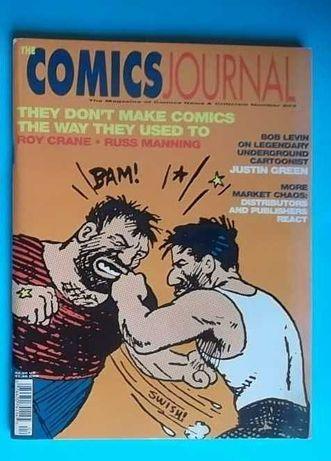 The Comics Journal