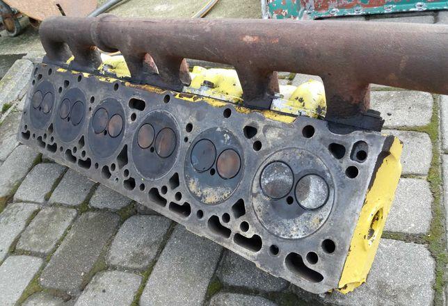 Głowica blok silnik ford 6 cylindrowego cylindrów kombajn newholland