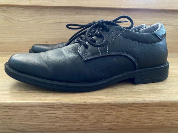 Eleganckie buty chlopięce Cool Club. Roz. 34 święta, komunia