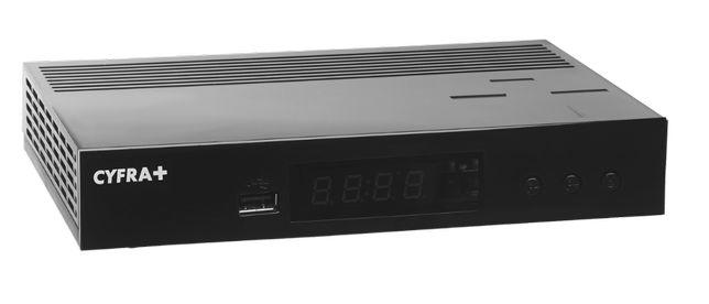 Dekoder Sagemcom DSI83 HD SPRAWNY działa z kartą kameleon