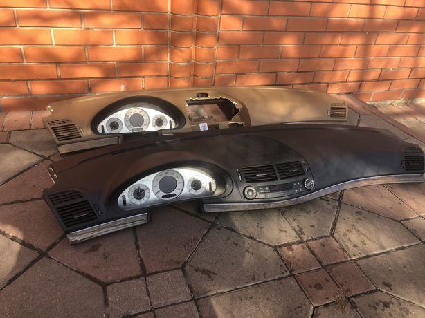 Торпедо Mercedes W211 E211 Торпедо/Панель приборов/Подушка Airbag