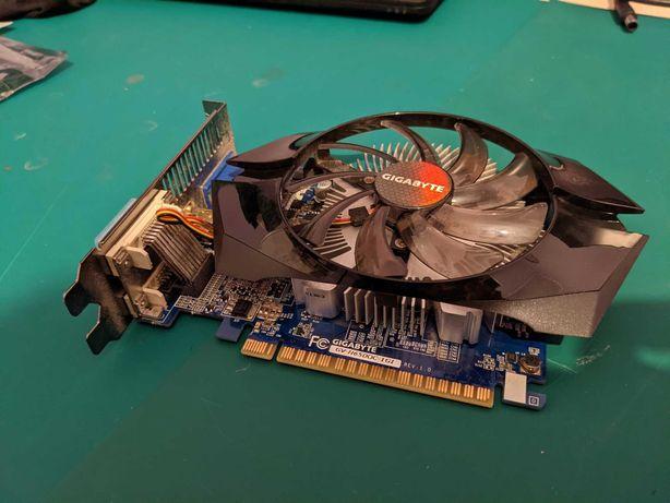 Karta graficzna Gigabyte GeForce GTX 650 OC 1GB
