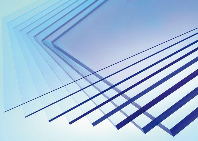 Poliwęglan Lity szkło akrylowe płyty dach taras 2050x6000mm
