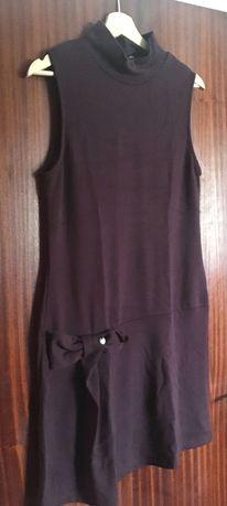 Vestido roxo/púrpura