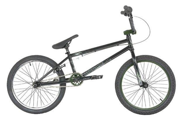 Велосипед BMX WeThePeople 4 Seasons (2008)