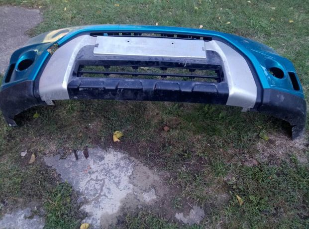 Накладка в бампер передний Suzuki Vitara 2016-17гг.