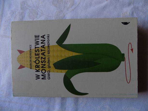 W królestwie monszatana - książka Marcina Rotkiewicza