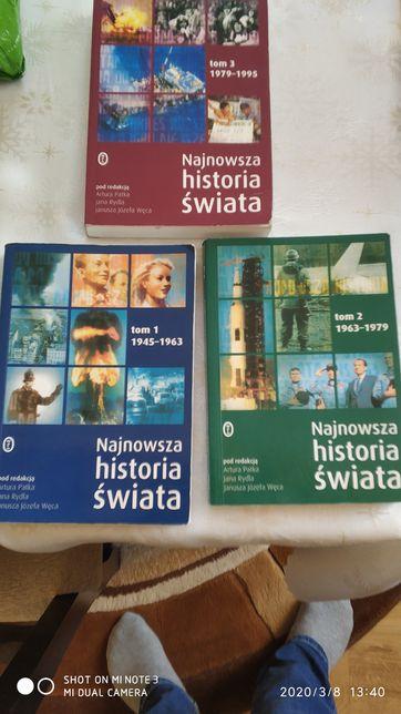 Książki historia świata