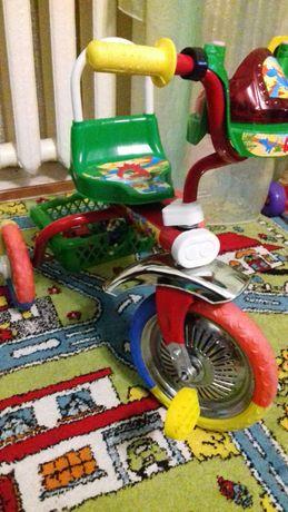 Трохи колесний детский  велосипед