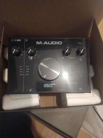 TUDO NOVO(Monitores e kit da M-audio)