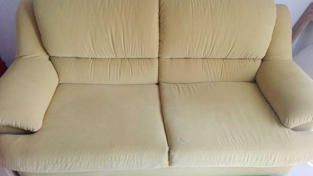 sofa 3 lugares de boa qualidade