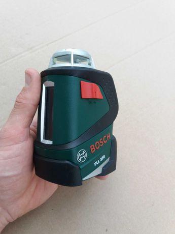 BOSCH PLL 360 Лазерний рівень,нівелір,уровень.