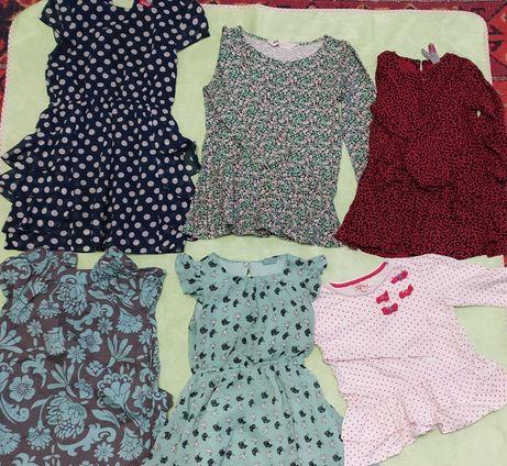 Продам платья на возраст 2-3годика