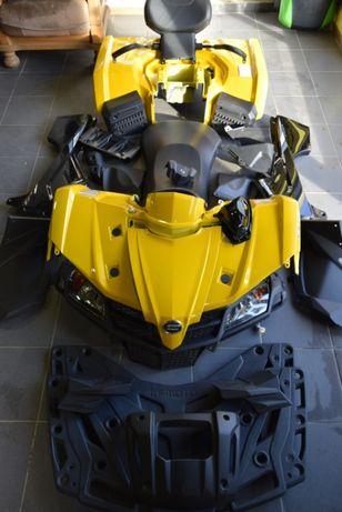 Части кузова (пластиковые детали) CFMOTO CFORCE 450L