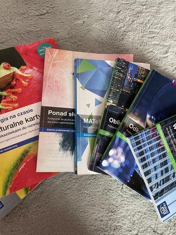 Podręczniki do 2 klasy liceum/technikum