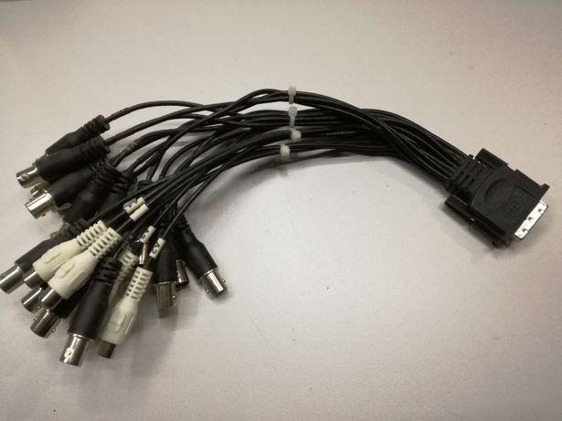 Conversor DVI para BNC/RCA