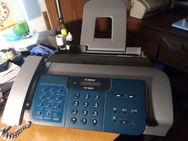 Факс Canon B820.