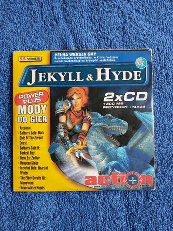 Jekyll & Hyde gra PL CD-ROM