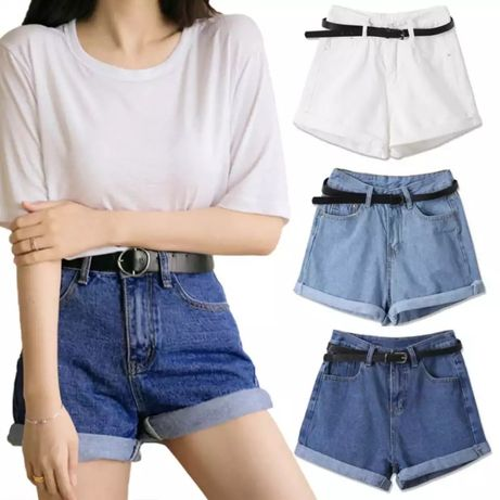 Продам красивые женские шорты с завышеной талией