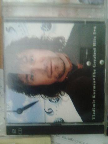 Продам CD диски Владимира Кузьмина (лицензия) J.R.C